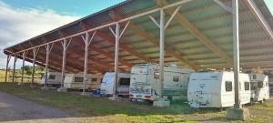 Unterstellplätze für Wohnmobile in Nordrhein Westfalen, Womoflex