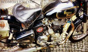 Motorrad Womoflex
