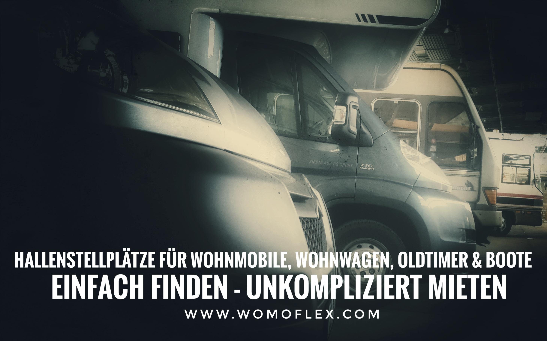 Womoflex Gmbh Wohnmobilstellplatzvermietung Wohnmobilvermietungs