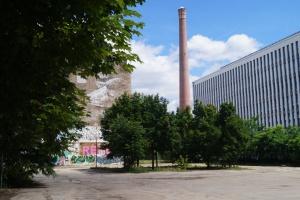 Wohnmobilstellplätze Womoflex Berlin Mitte