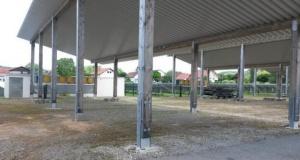 Unterstellplatz für Wohnmobile und Wohnwagen in Bayern - Womoflex