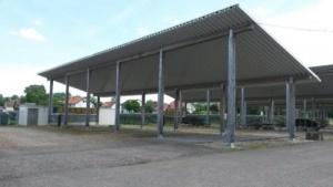 Unterstellplatz Wohnmobil Lautrach Bayern - Womoflex