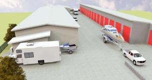 Einstellplätze für Wohnmobile, Caravan, Boote und Oldtimer - Garagenpark Schwarzach am Main