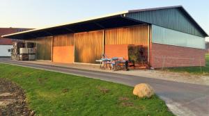 Hallenstellplätze für Wohnmobile in Nordrhein Westfalen, trocken, sauber, sicher