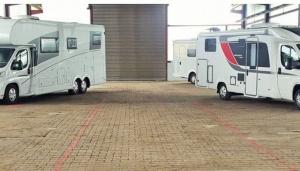 Videoüberwachte Hallenstellplätze Nordrhein Westfalen