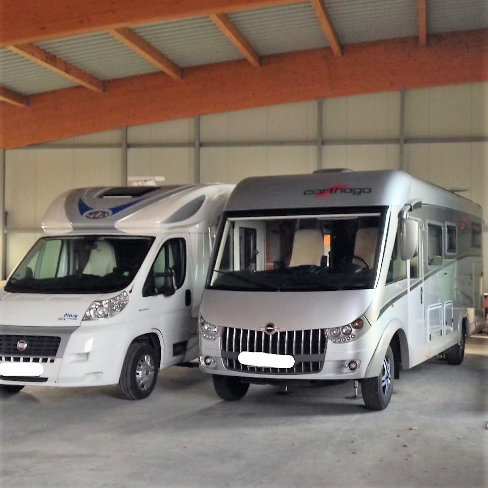 hallenstellpl tze f r wohnmobil wohnwagen im kreis. Black Bedroom Furniture Sets. Home Design Ideas