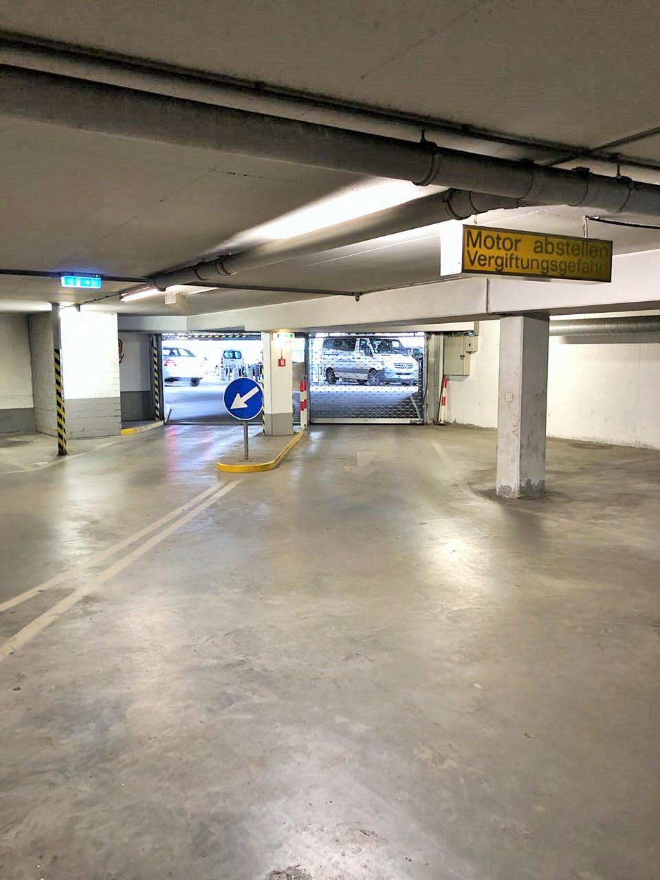 Sicher und trocken – Unterstellplätze Frankfurt am Main – Womoflex