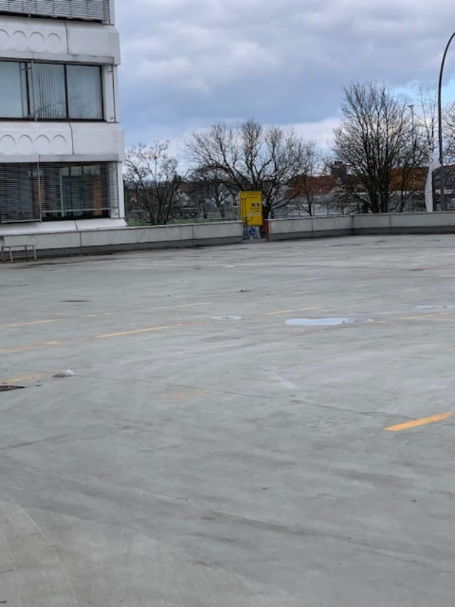offenes Parkdeck 2