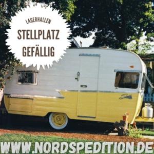 Hallenstellplätze für Wohnmobil, Wohnwagen, Oldtimer und Boot in Schleswig-Holstein