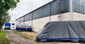 Außenstellplätze für Wohnmobile und Caravans in Velten