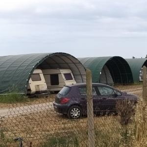Unterstellplätze Reisemobile und Caravans 34420 Villeneuve-lès-Béziers (Frankreich)