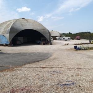 Unterstellplätze für Caravan und Wohnmobil in Südfrankreich